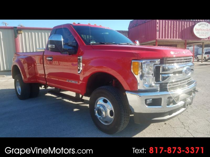 2017 Ford F-350 SD XLT DRW 4WD