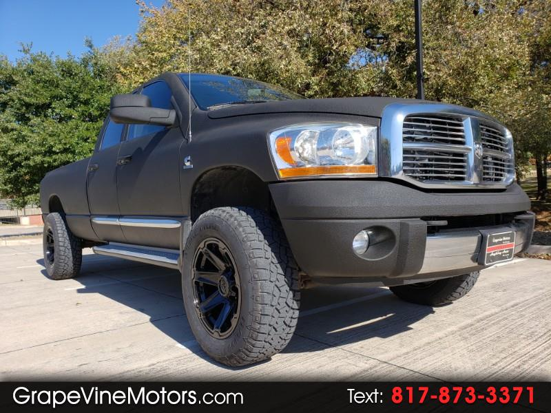 2006 Dodge Ram 2500 Laramie Quad Cab Long Bed 4WD
