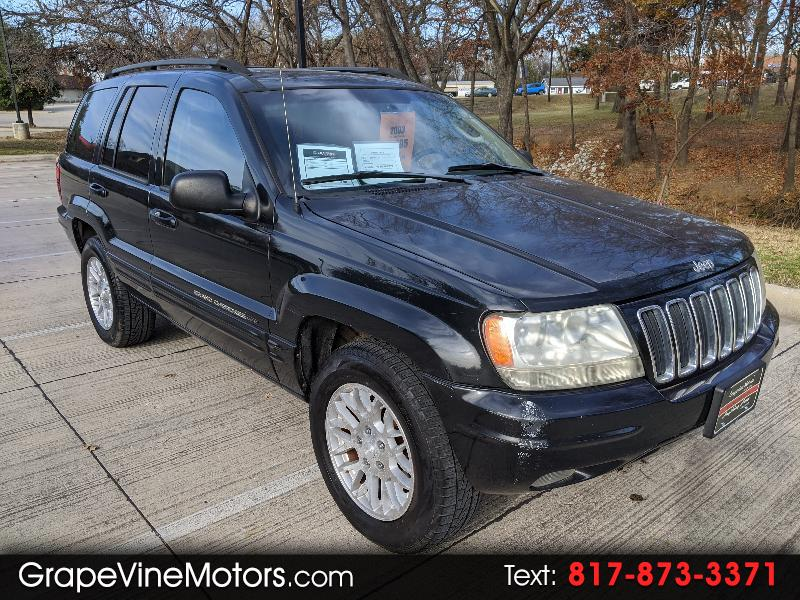 Jeep Grand Cherokee Limited 2WD 2003
