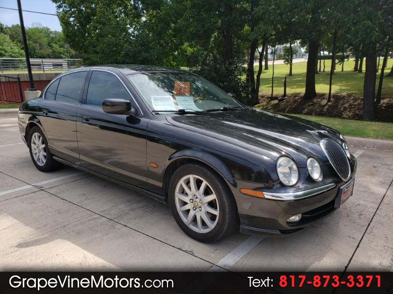 Jaguar S-Type 3.0 2001