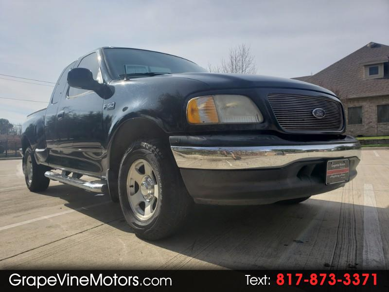 "Ford F-150 2WD Supercab Flareside 145"" XLT 2003"