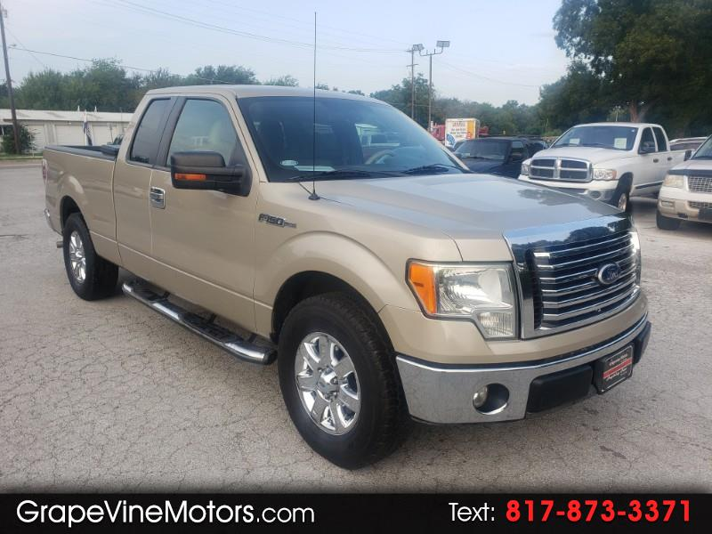 "Ford F-150 Supercab 139"" XLT 2010"