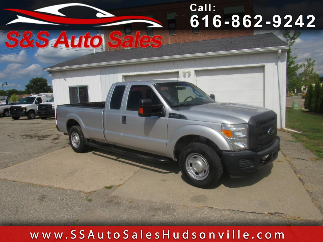"2015 Ford Super Duty F-250 SRW 2WD SuperCab 142"" XL"