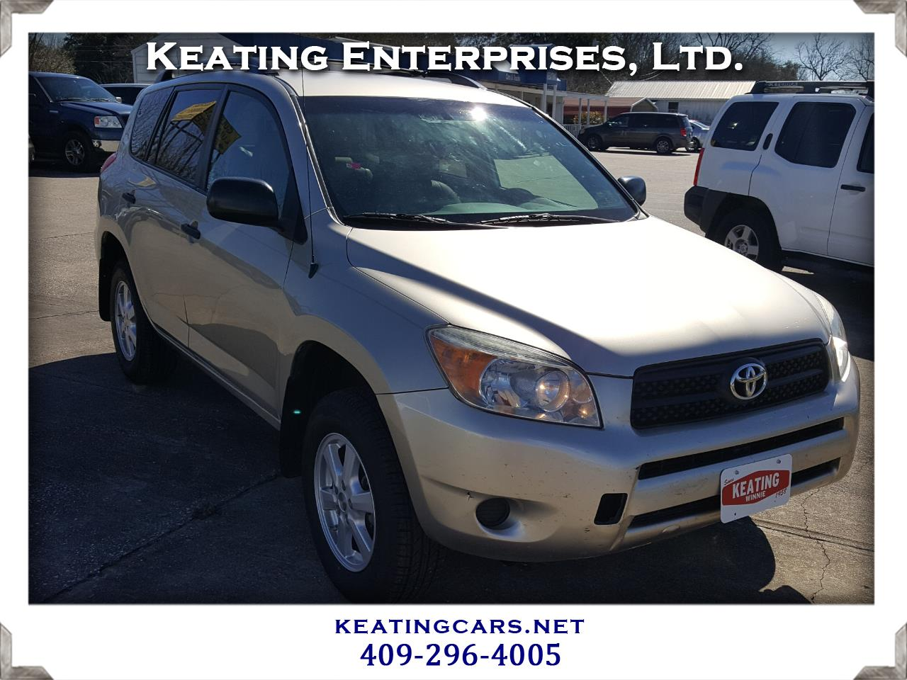 2006 Toyota RAV4 4dr Base 4-cyl (Natl)