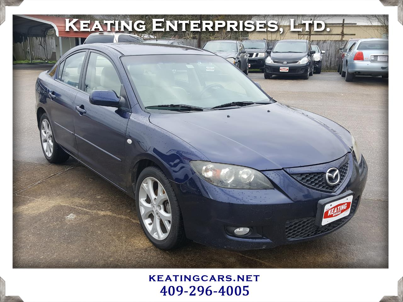 2008 Mazda MAZDA3 4dr Sdn Auto i Touring Value