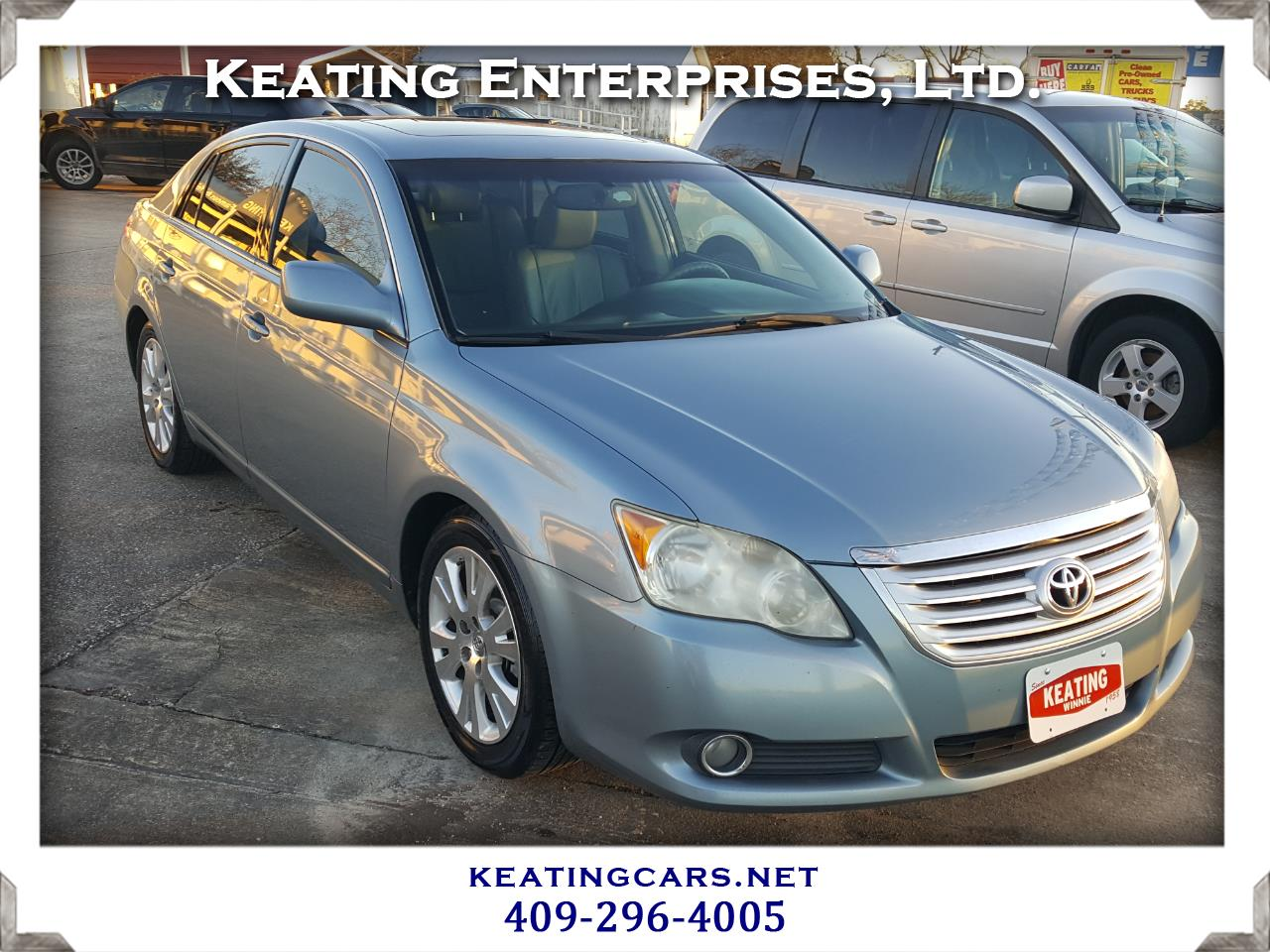 2009 Toyota Avalon 4dr Sdn Limited (Natl)