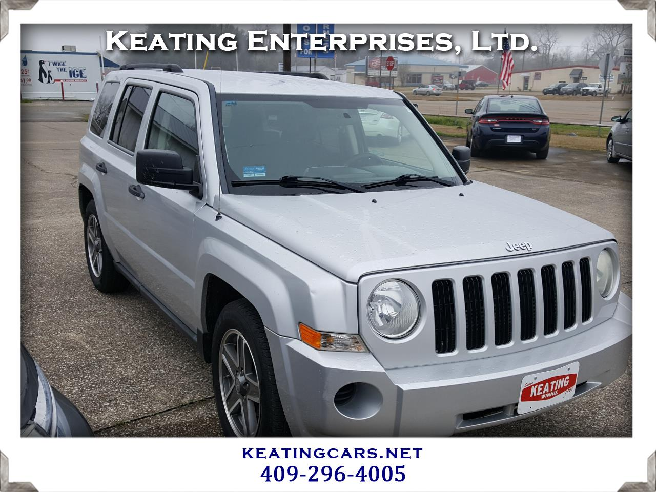 2008 Jeep Patriot FWD 4dr Sport