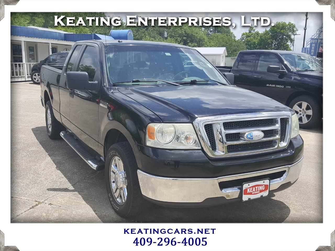 2007 Ford F-150 2WD Supercab 133