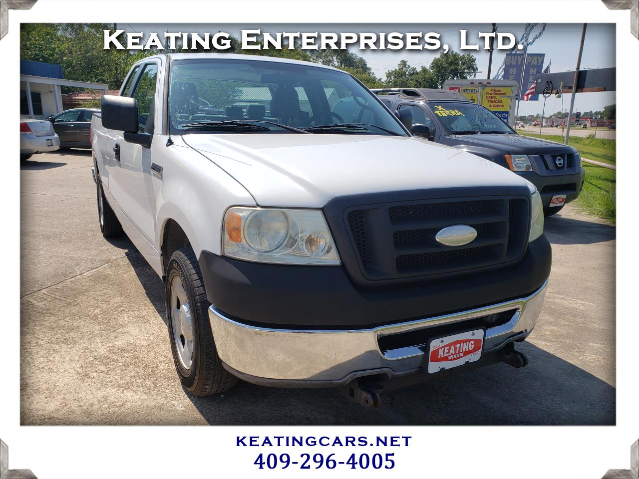 """2007 Ford F-150 2WD Supercab 133"""" FX2"""