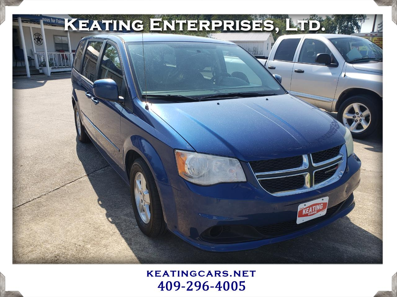 Dodge Grand Caravan 4dr Wgn Mainstreet 2011