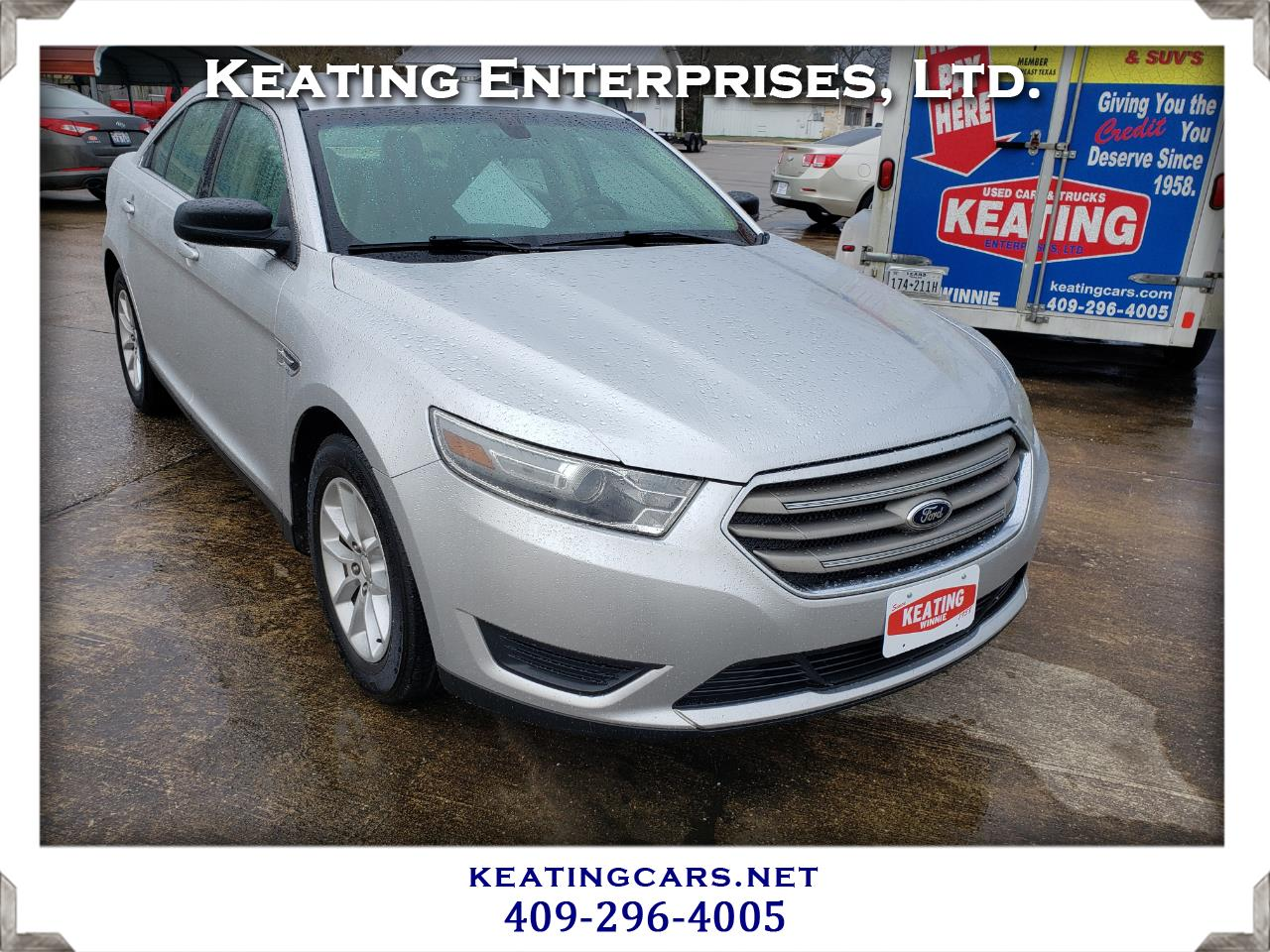 Ford Taurus 4dr Sdn SE FWD 2013