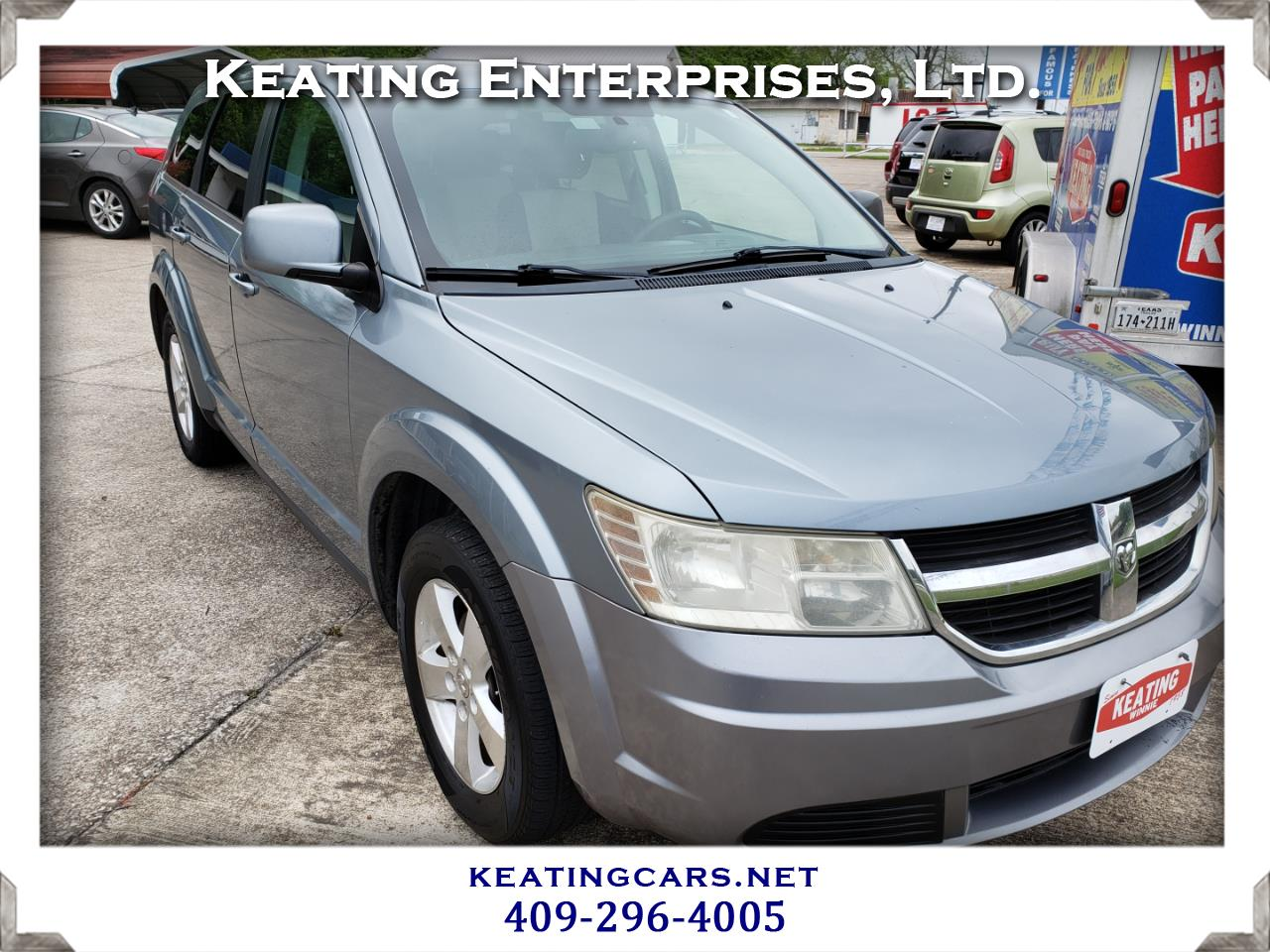 Dodge Journey FWD 4dr SXT 2009
