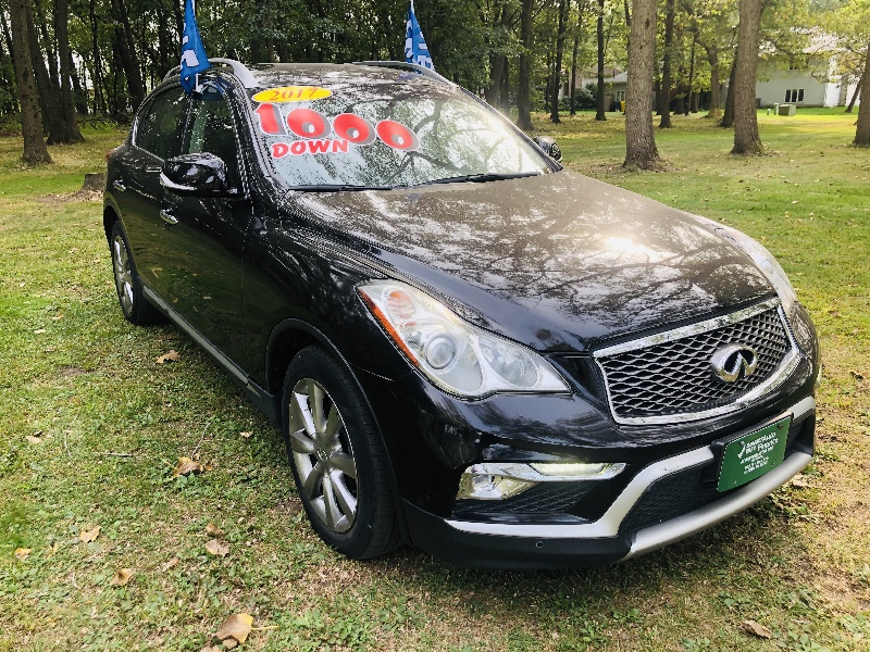 Infiniti QX50 Base AWD 2017