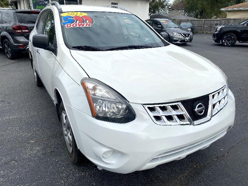 Nissan Rogue Select S AWD 2015