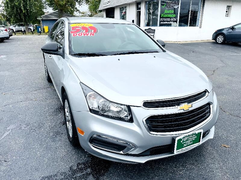 Chevrolet Cruze Limited LS Auto 2016