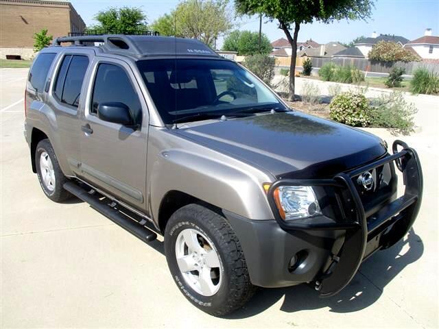 2006 Nissan Xterra Off-Road 4WD