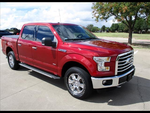 "2016 Ford F-150 4WD SuperCrew 145"" FX4"