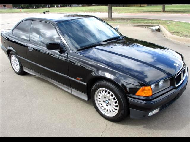 1995 BMW 3-Series 318is