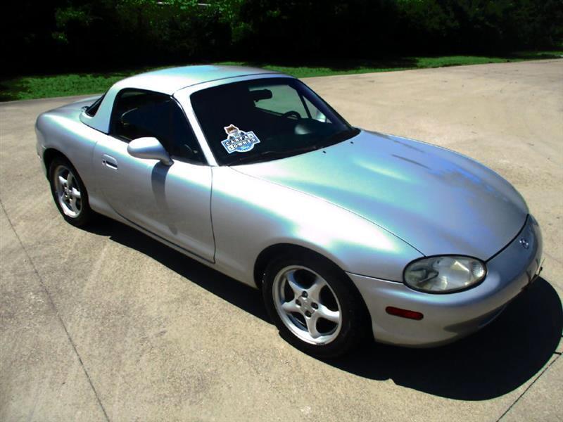 1999 Mazda MX-5 Miata LS