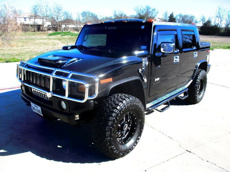 HUMMER H2 4WD 4dr SUT Adventure 2005