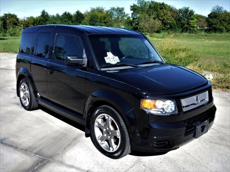 Honda Element SC 2WD AT 2008