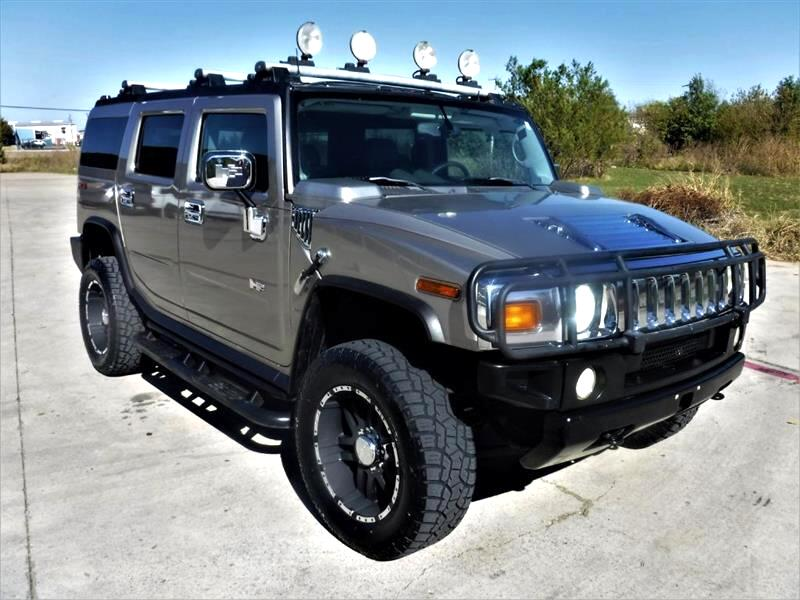 HUMMER H2 4WD 4dr SUT Luxury 2003