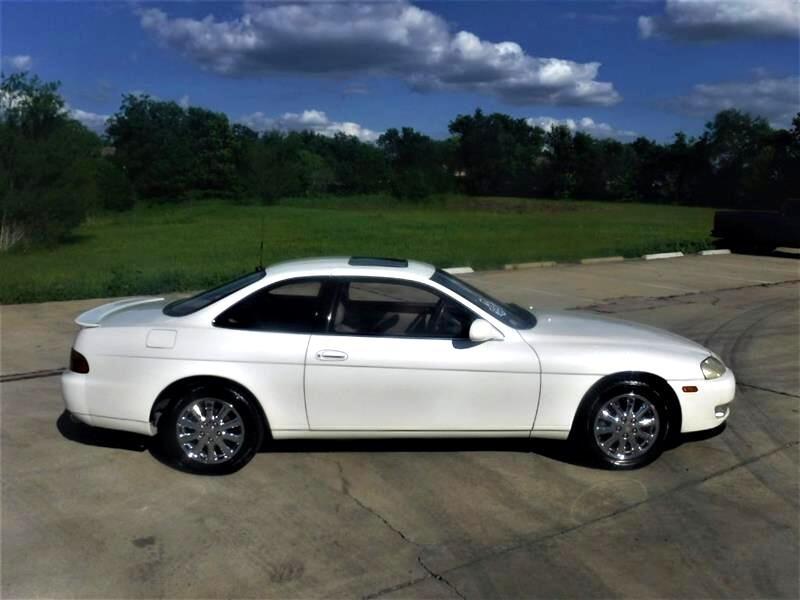 Lexus SC 300/400 SC 400 1992