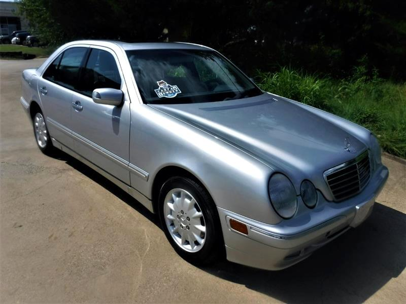 Mercedes-Benz E-Class E320 2000