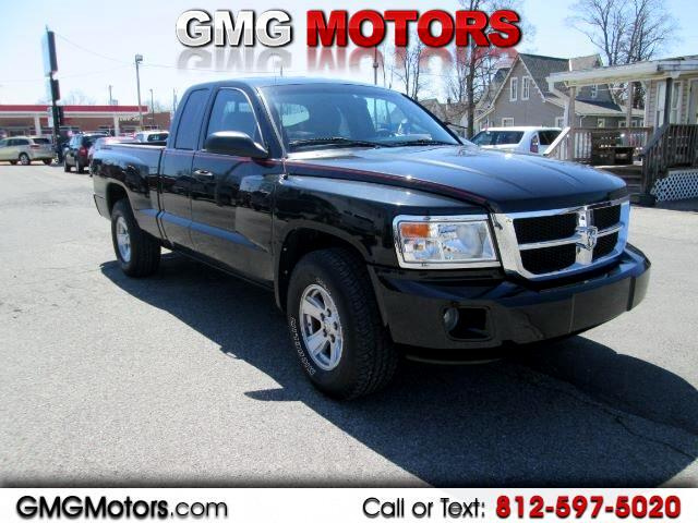 2008 Dodge Dakota SLT Ext. Cab 4WD