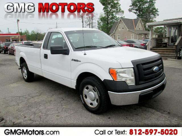 2009 Ford F-150 XLT Long Bed 2WD
