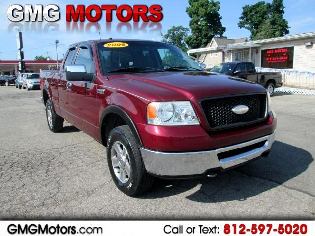2006 Ford F-150 XLT SuperCab 4WD
