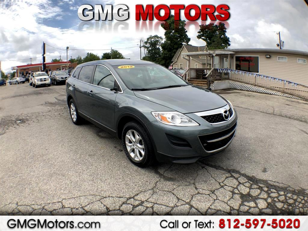 2012 Mazda CX-9 AWD 4dr Touring