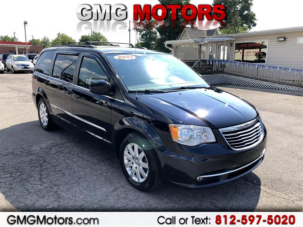 2011 Chrysler Town & Country 4dr Wgn Touring-L
