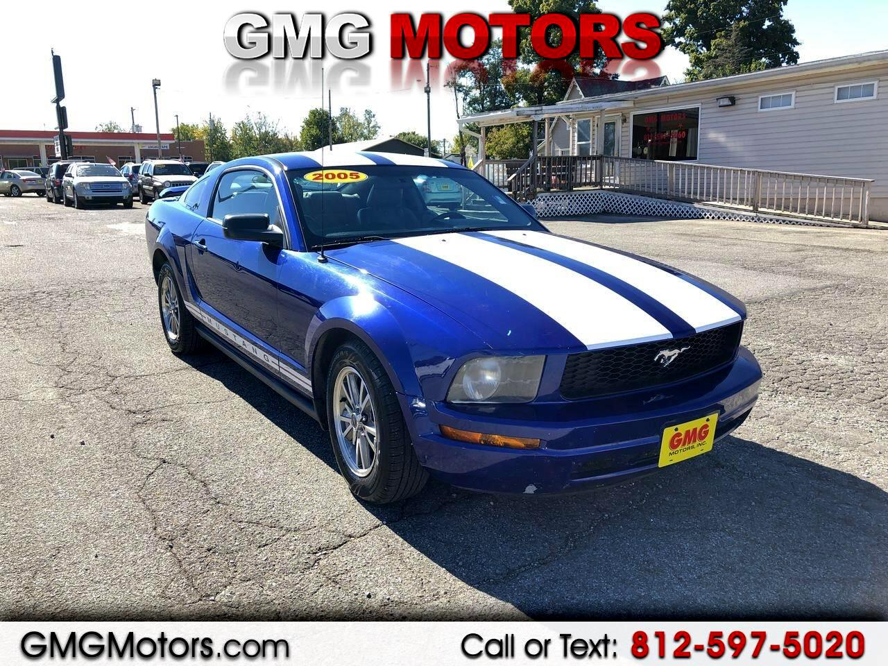 2005 Ford Mustang 2dr Cpe Deluxe