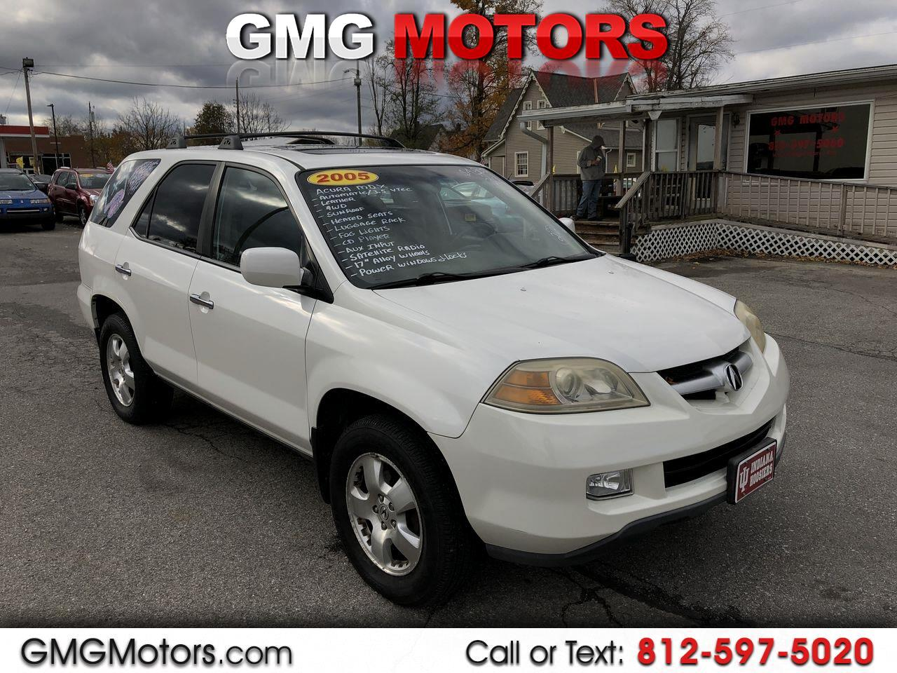 2005 Acura MDX 4dr SUV AT
