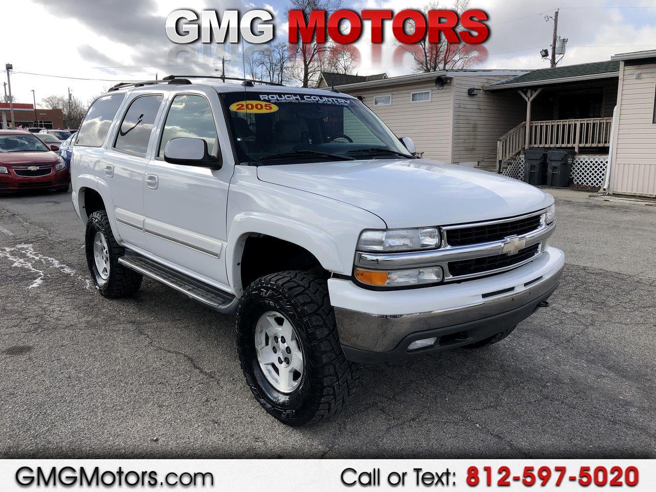 2005 Chevrolet Tahoe 4dr 1500 4WD LT