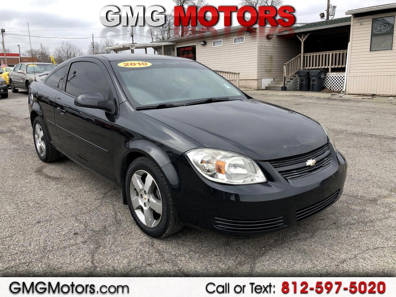 2010 Chevrolet Cobalt 2dr Cpe LT w/1LT