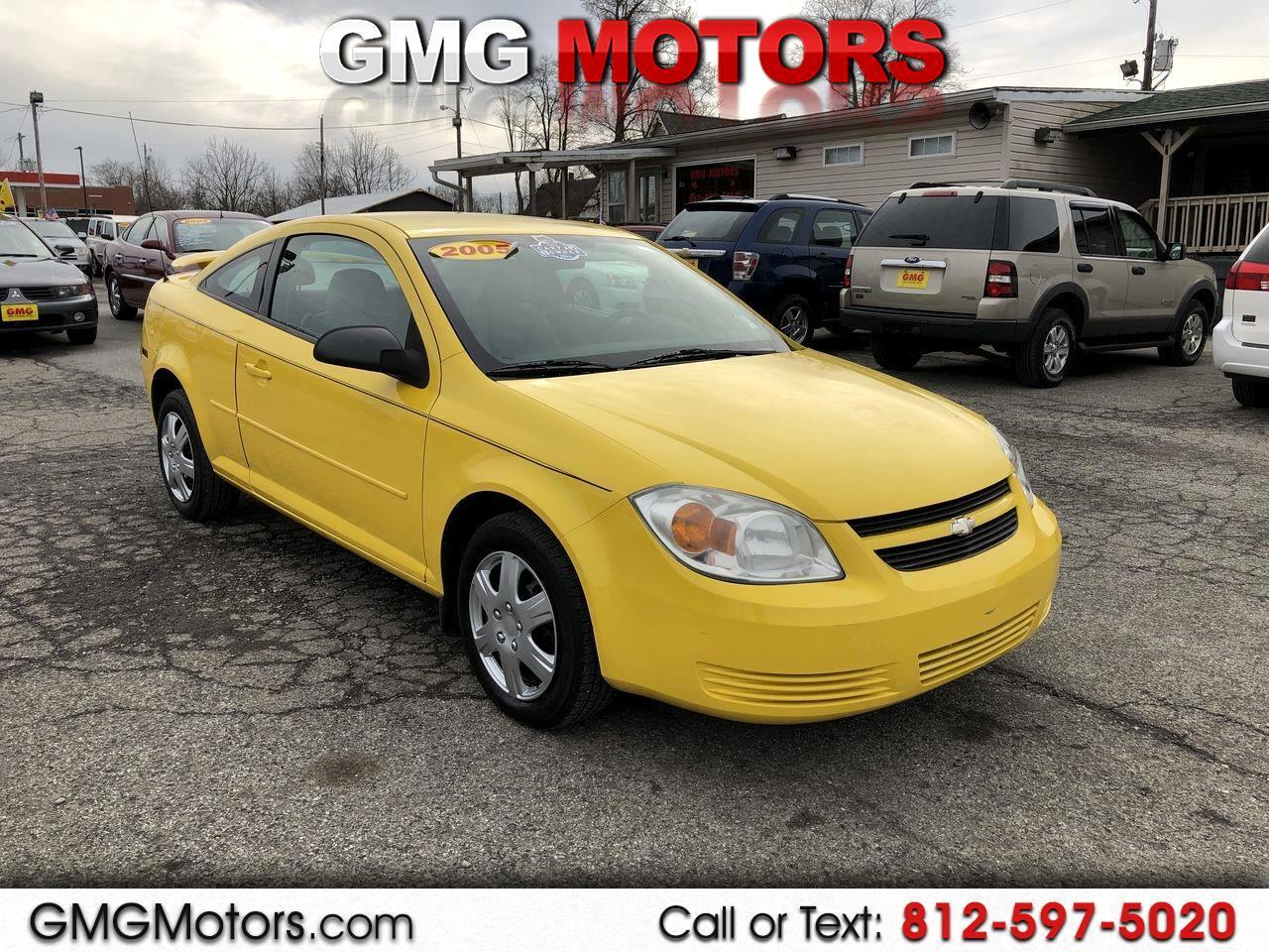 2005 Chevrolet Cobalt 2dr Cpe