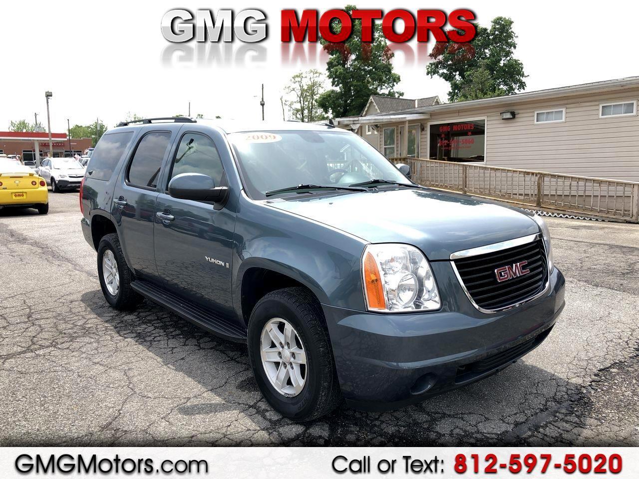 2009 GMC Yukon 4WD 4dr 1500 SLE w/3SA