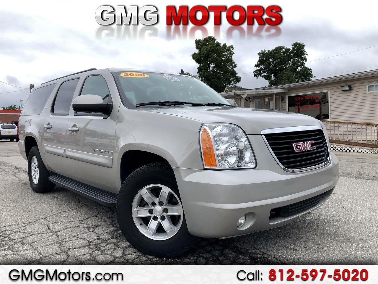 2008 GMC Yukon XL 2WD 4dr 1500 SLT w/4SA