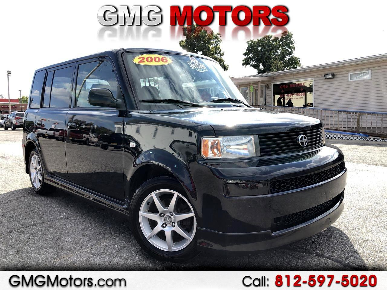 Scion xB 5dr Wgn Manual (Natl) 2006