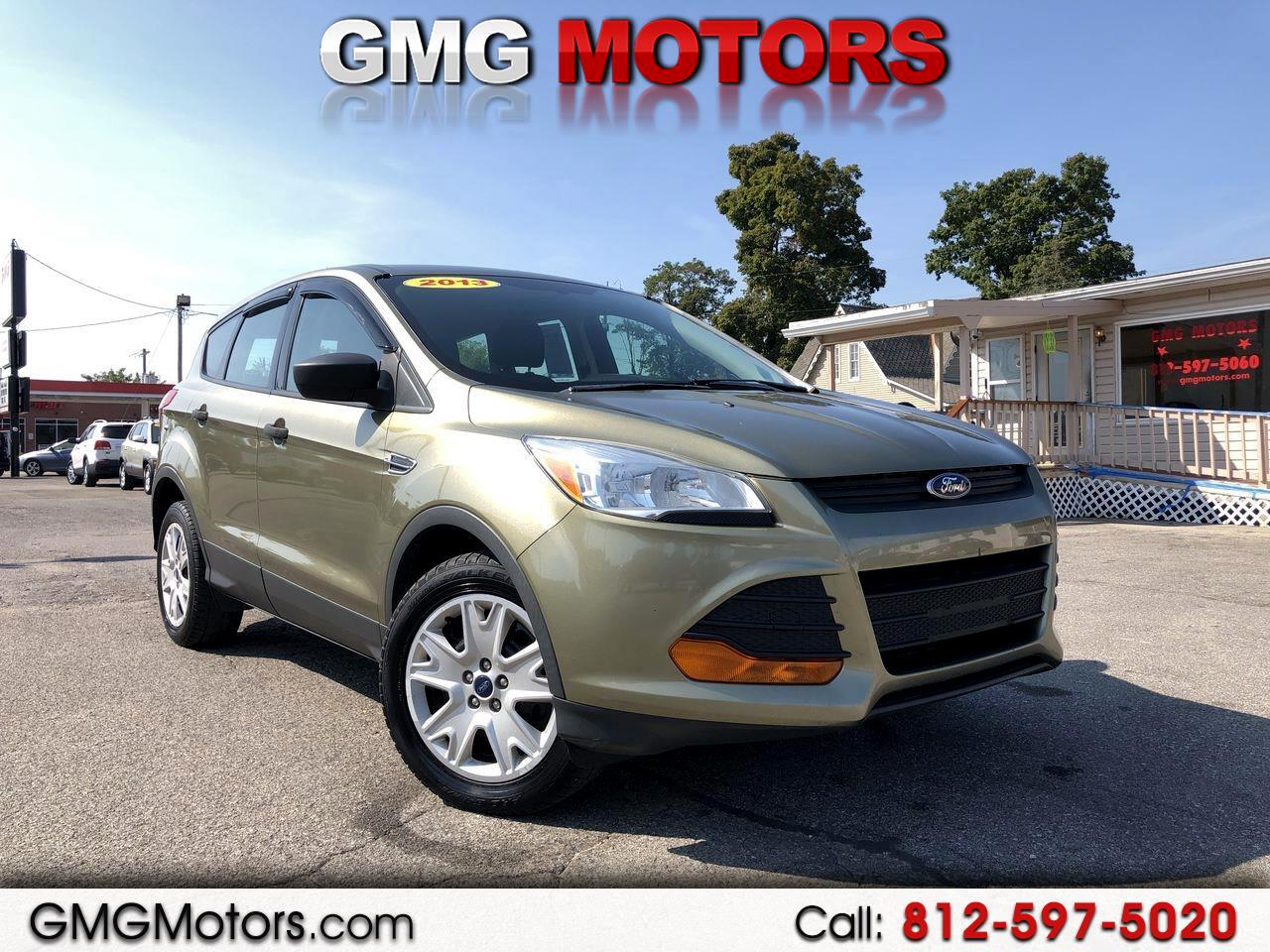 2013 Ford Escape FWD 4dr S