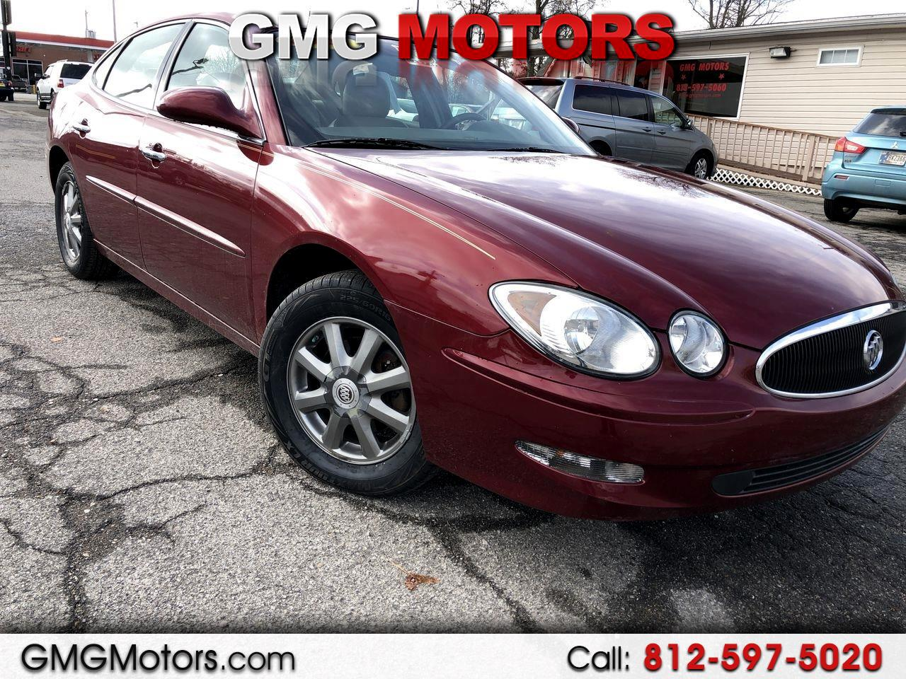 Buick LaCrosse 4dr Sdn CXL 2007
