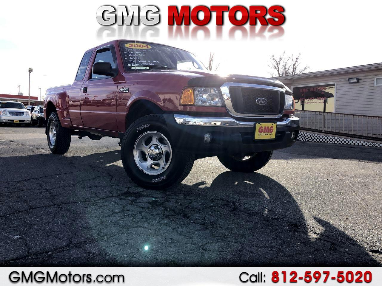 Ford Ranger 2dr Supercab 4.0L XL Fleet 4WD 2004