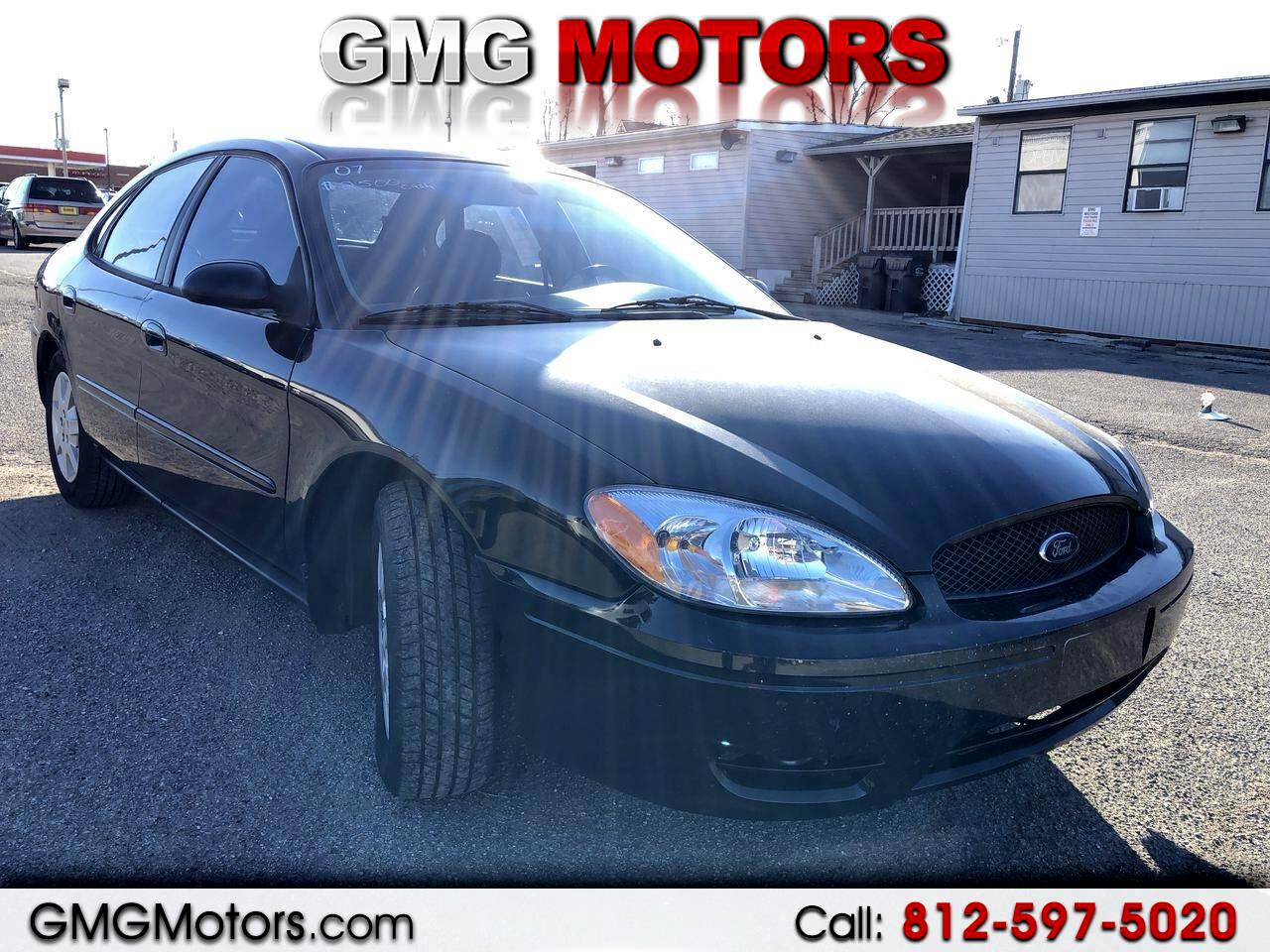 Ford Taurus 4dr Sdn SE 2007