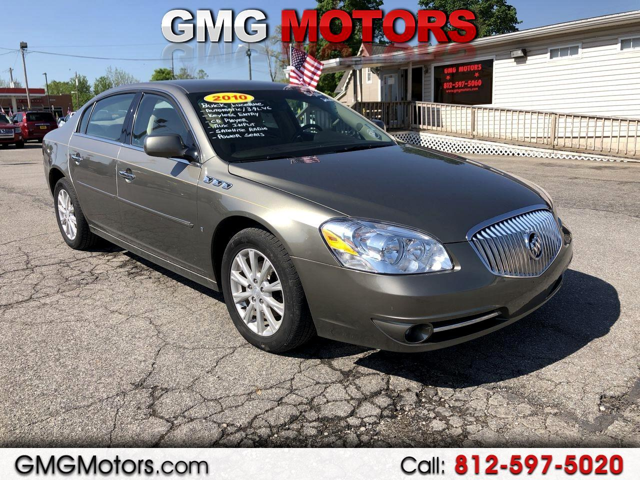 Buick Lucerne 4dr Sdn CX-2 *Ltd Avail* 2010