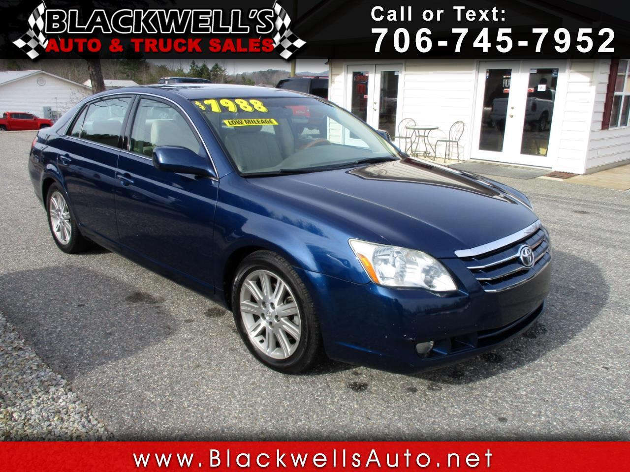 2006 Toyota Avalon 4dr Sdn Touring (Natl)