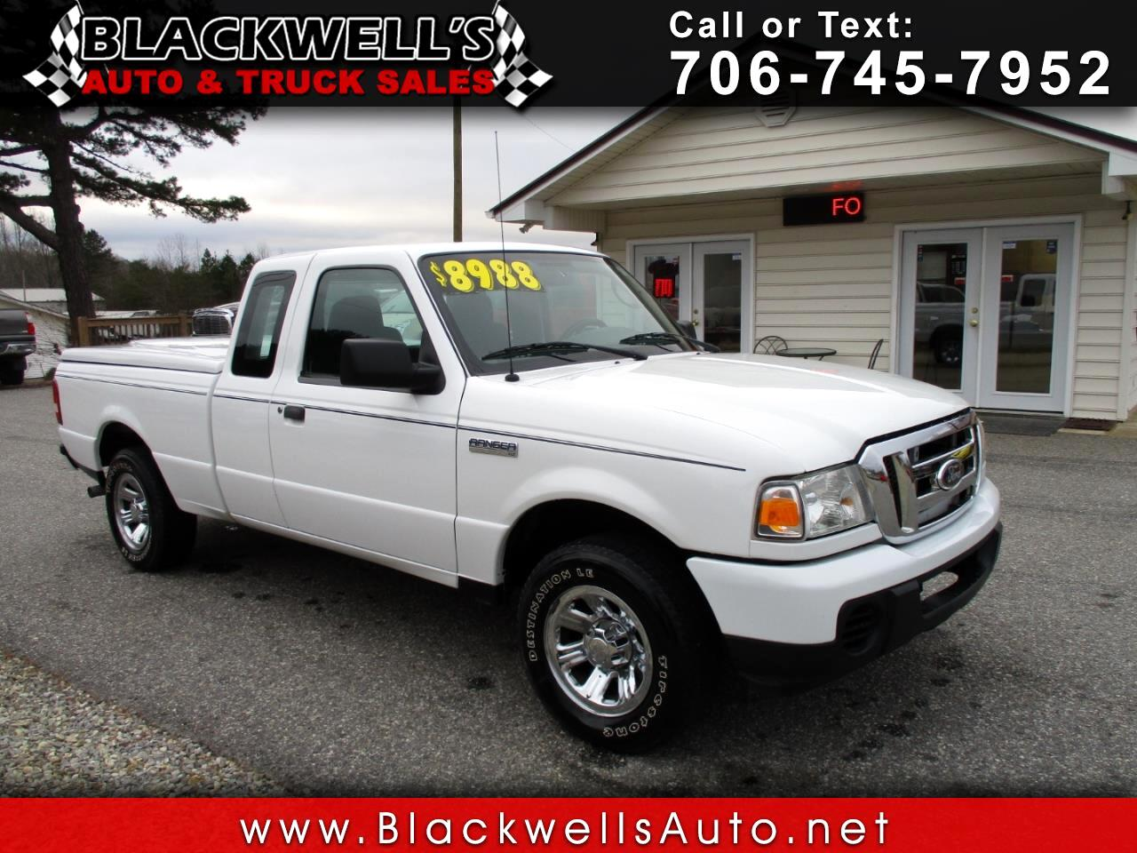 2009 Ford Ranger 2WD 4dr SuperCab 126
