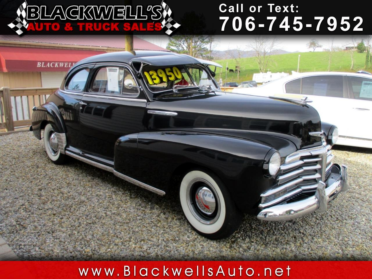 1948 Chevrolet Classic