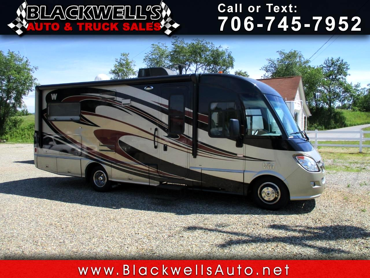 2013 Winnebago Itasca SPRINTER